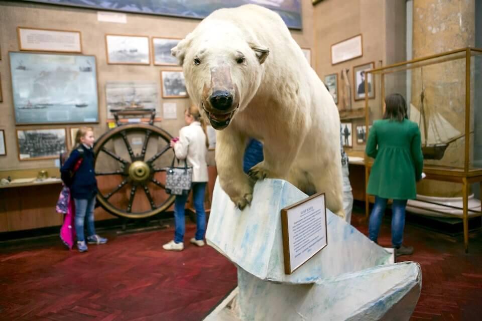 музей Арктики и Антарктики, Санкт-Петербург