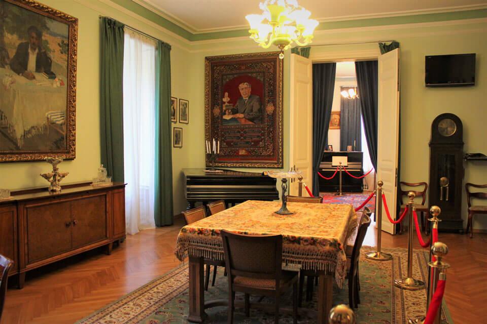 Дом-музей Самеда Вургуна