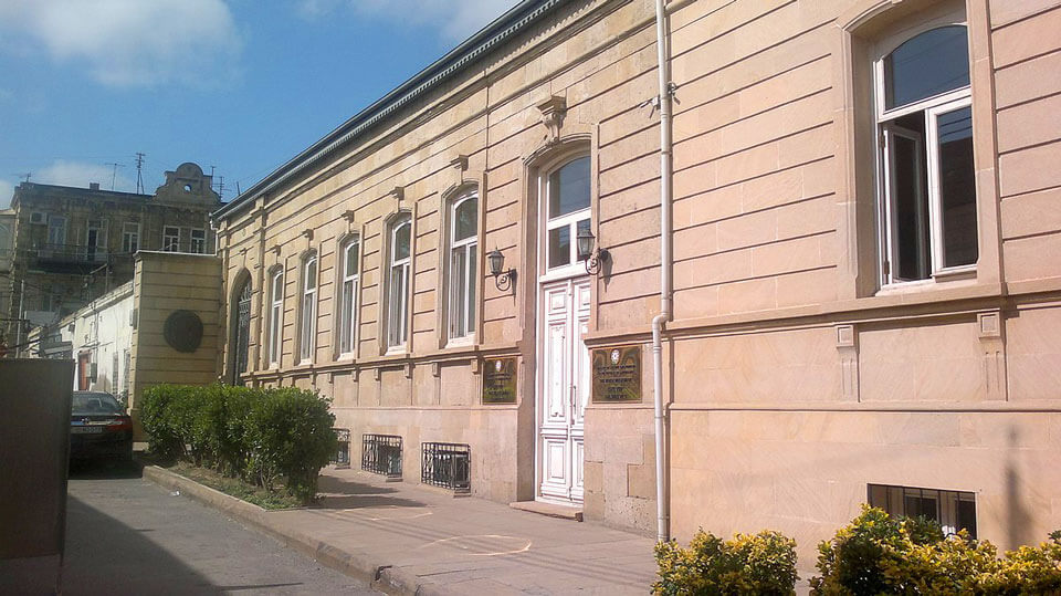 Дом-музей Узеира Гаджибекова