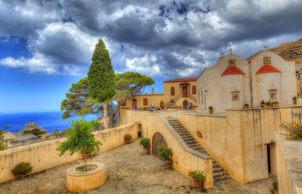 Монастырь Превели