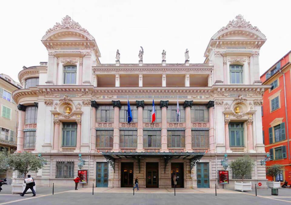Оперный театр, Ницца