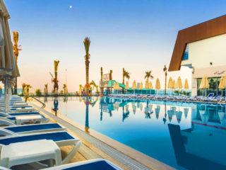 Отели Турции 4 звезды 1 линия все включено