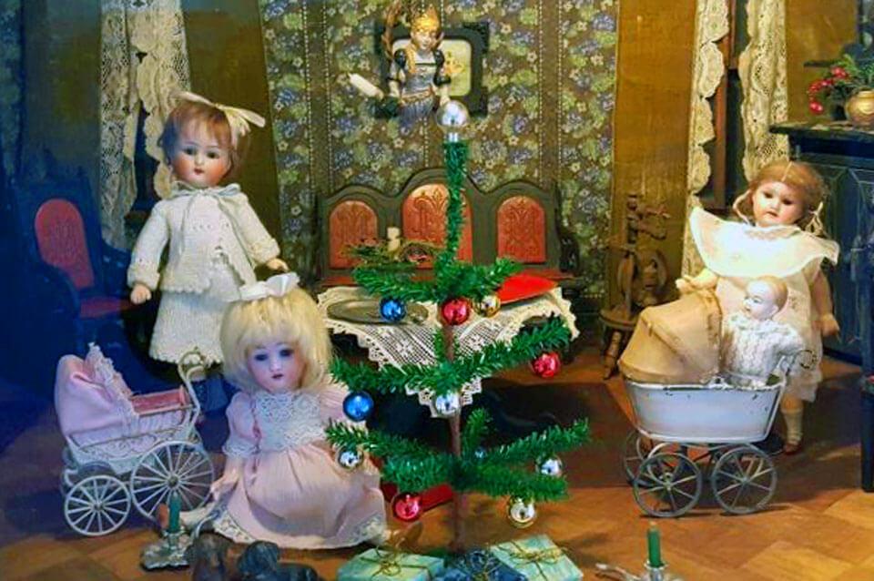Музей кукол Фалькенштейн