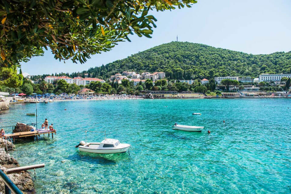 Лапад, Хорватия