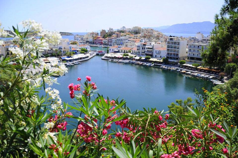 Озеро Вулисмени, Крит
