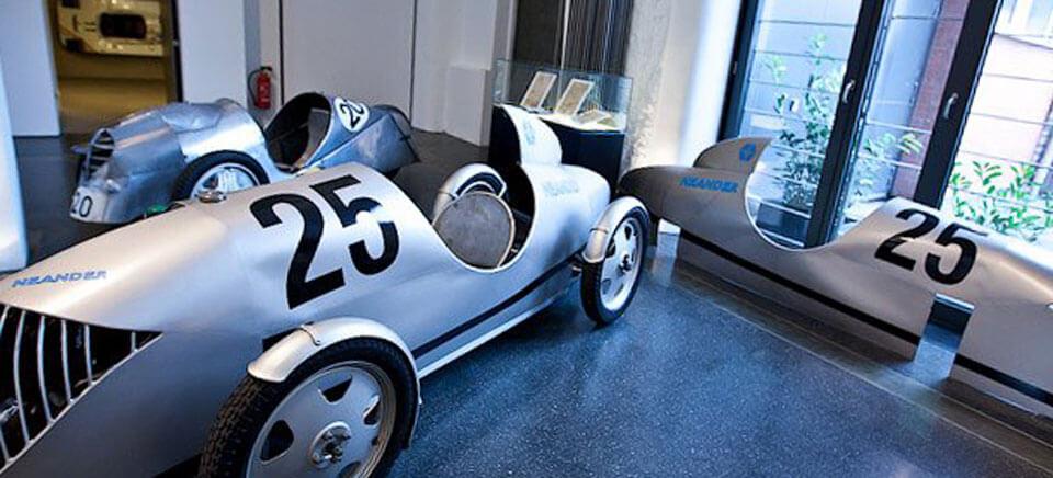 Автомобильный музей «Прототип»
