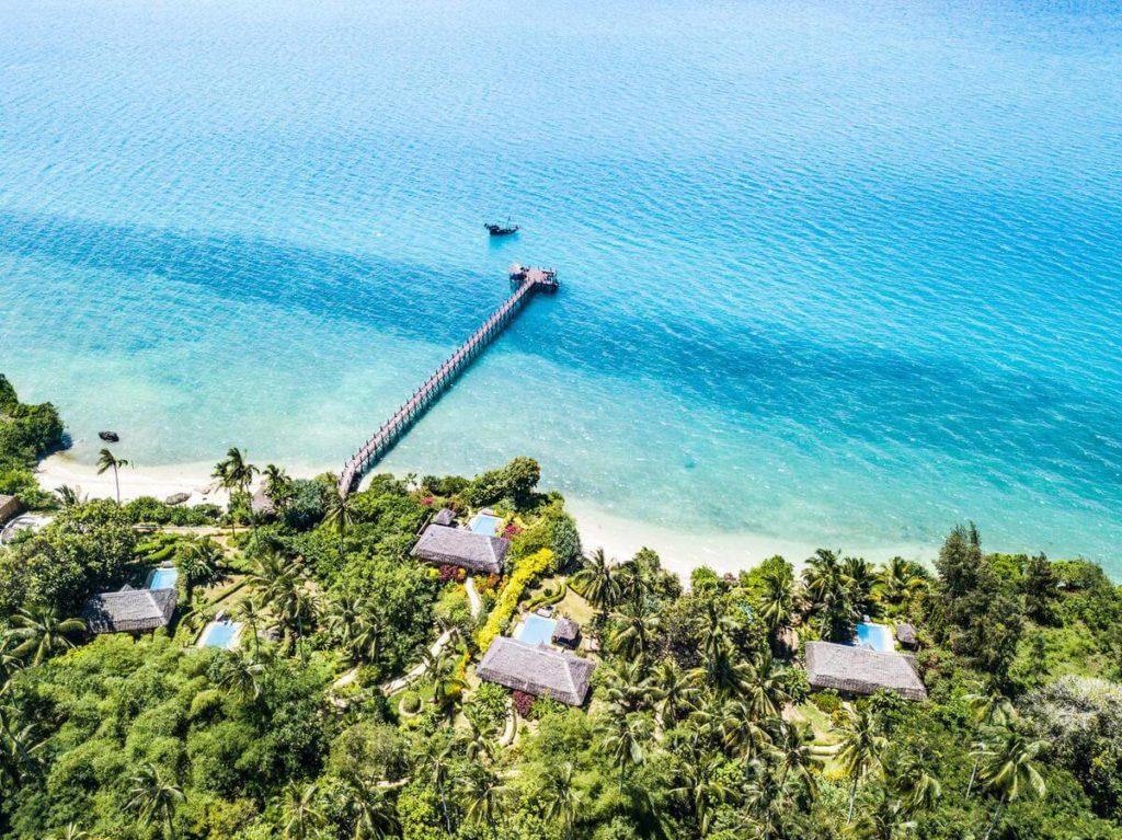 Пляж Стоун-Тауна