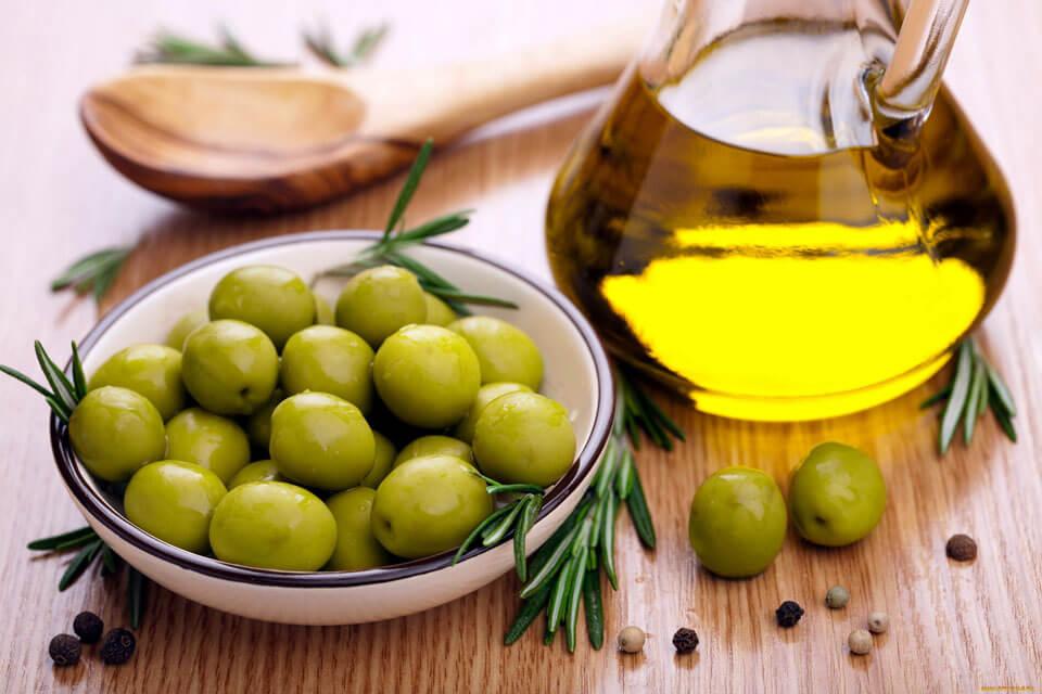 Оливки и масло из оливок, Португалия