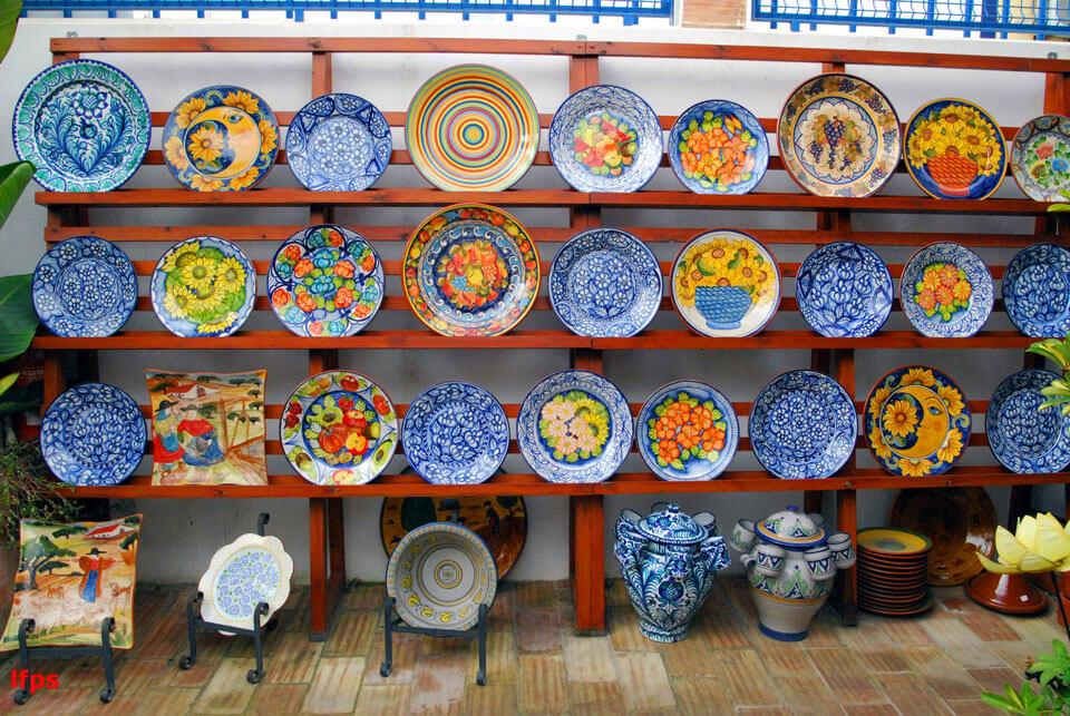 Изделия из керамики, Португалия
