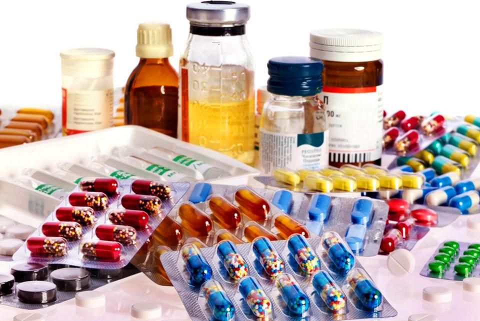 Лекарства в картинках, днем рождения женщине