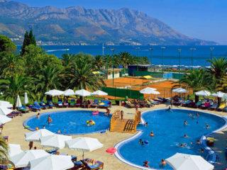 Отели Черногории все включено