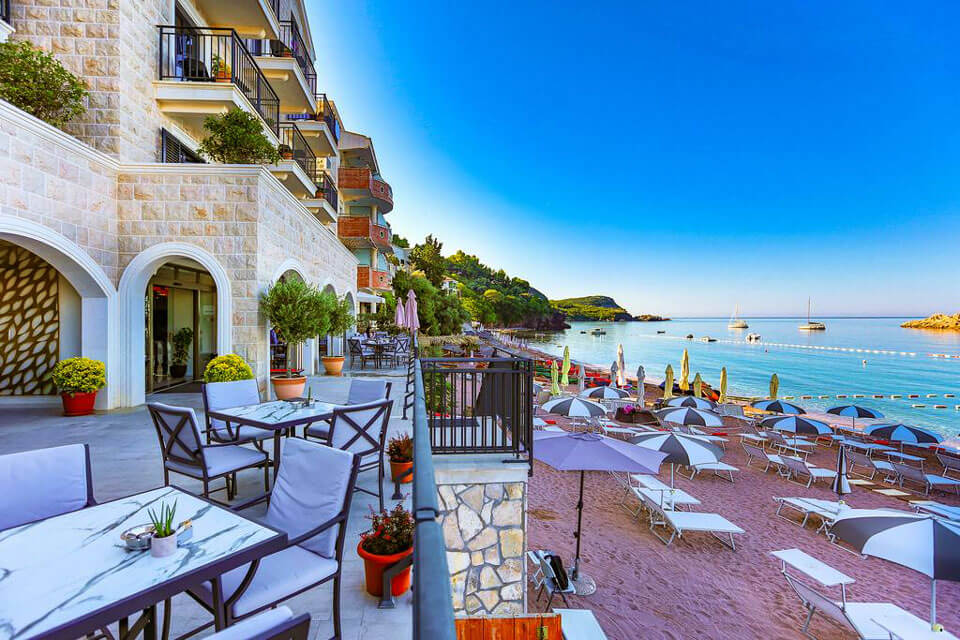 Hotel California 5*, Черногория
