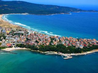 20 лучших курортов Болгарии с песчаными пляжами