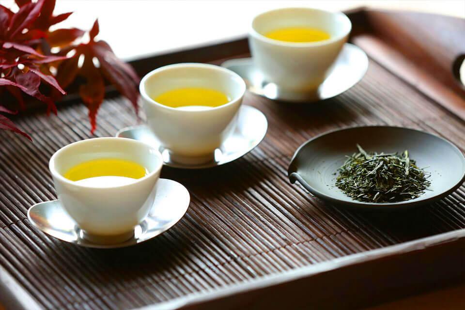 Зеленый чай, Япония