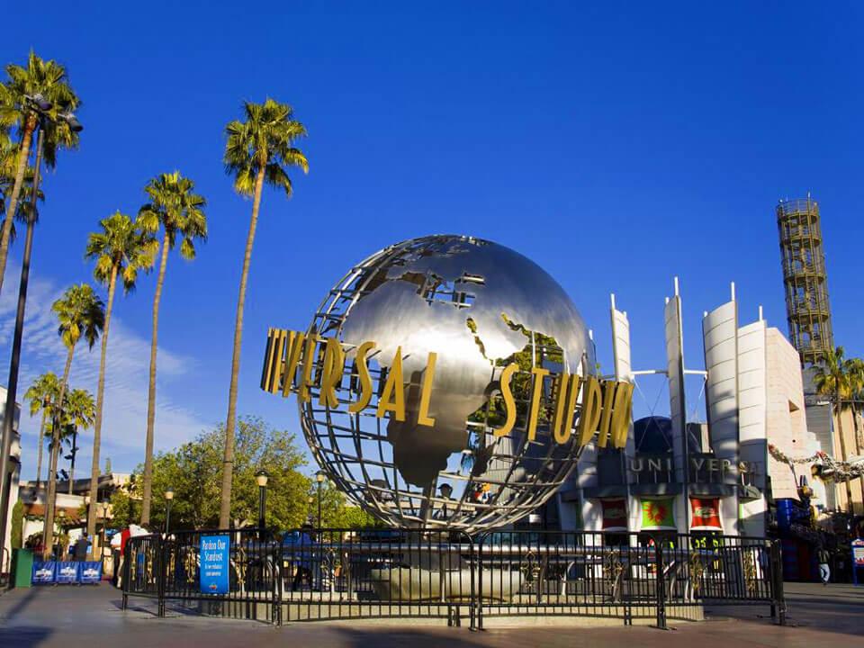 Киностудия Universal Studios, Лос-Анджелес