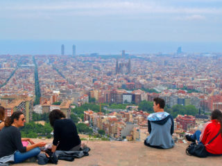 15 лучших смотровых площадок Барселоны