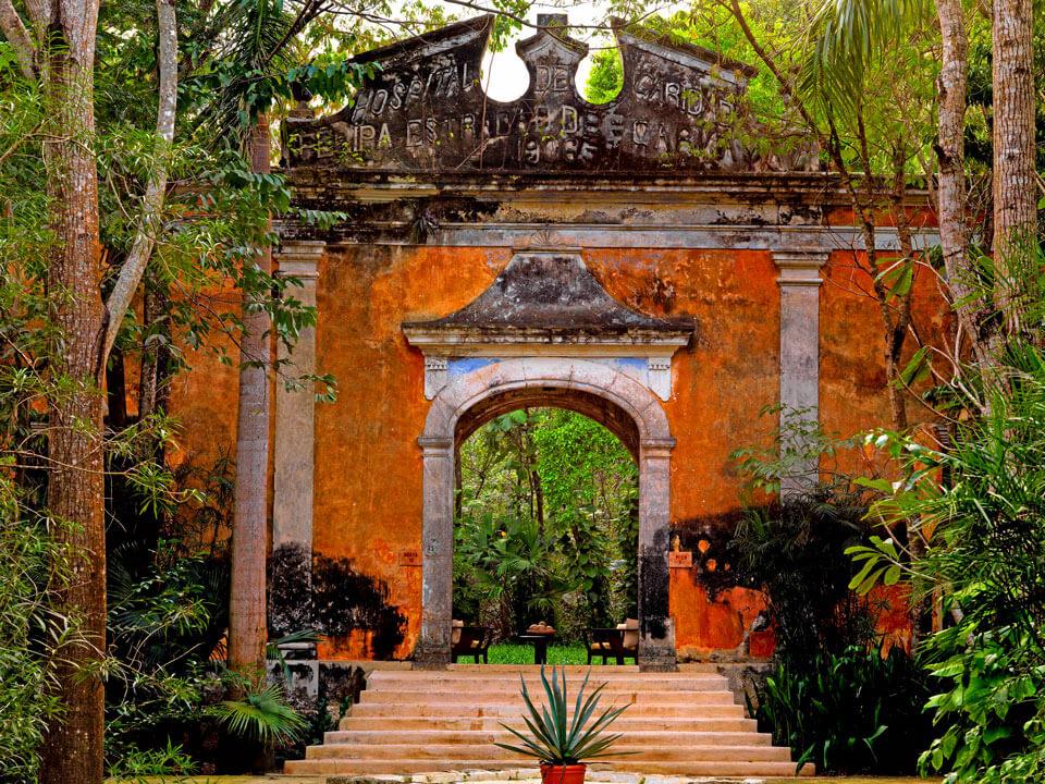 Водные заповедники, Пиратский замок и Мир животных Мексики, Канкун