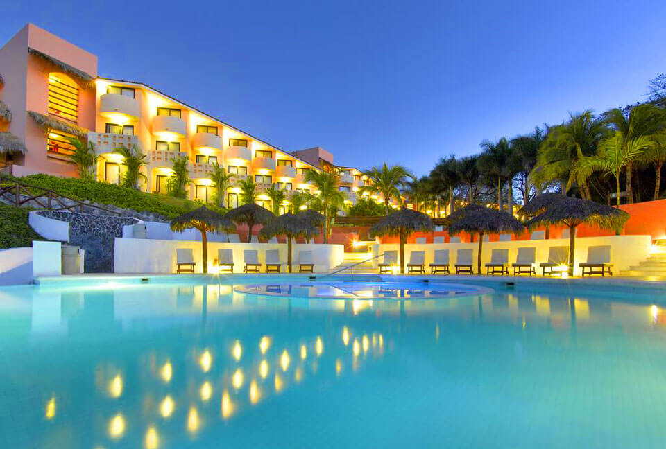 Grand Palladium Vallarta Resort & Spa 5*, Мексика
