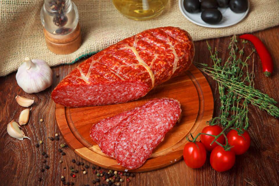 Мясные деликатесы, Литва