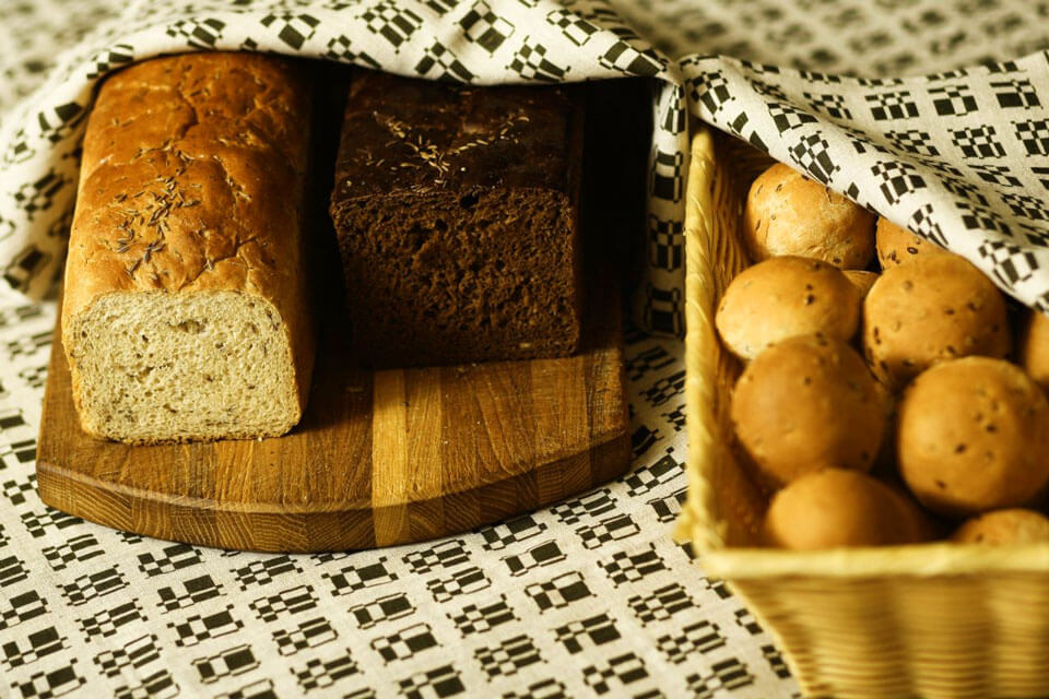 Хлебобулочные изделия, Литва