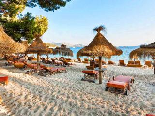 Отели Майорки 5 звезд с собственным пляжем