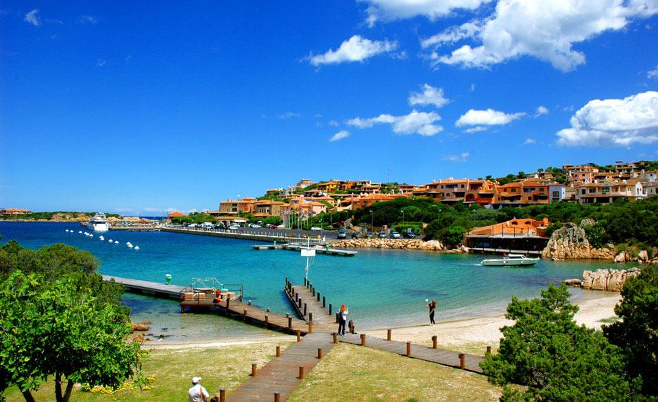 Порто–Черво, Сардиния