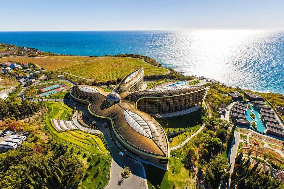 Mriya Resort & SPA 5*, Ялта