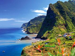 10 лучших курортов Мадейры