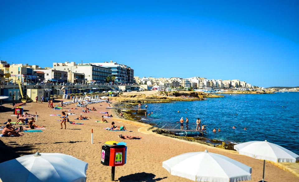 Буджибба, Мальта