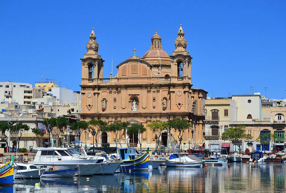 Мсида, Мальта