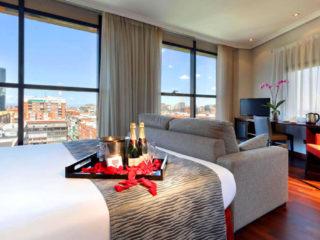 Отели Мадрида 4 звезды в центре