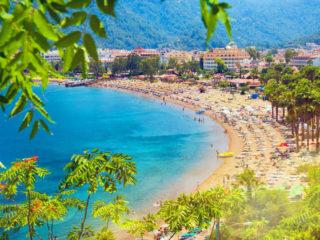 Где отдохнуть в Турции в июле на море