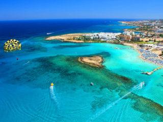 25 лучших пляжей Кипра