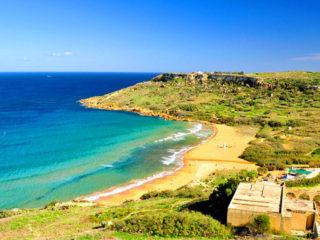 20 лучших пляжей Мальты