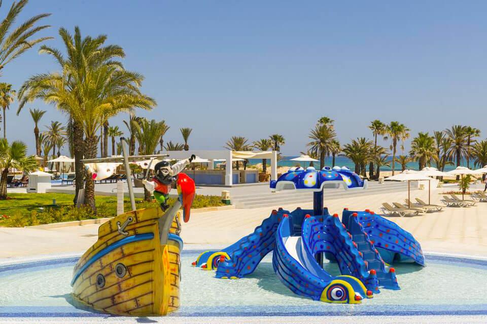 Jaz Tour Khalef 5*, Тунис