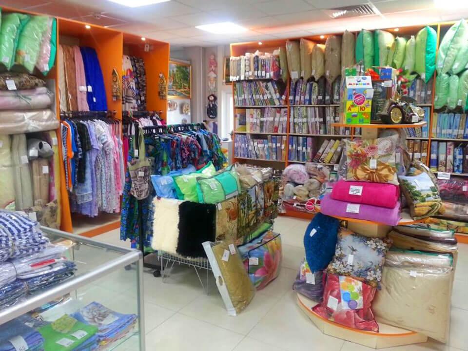 Одежда и домашний текстиль, Рязань