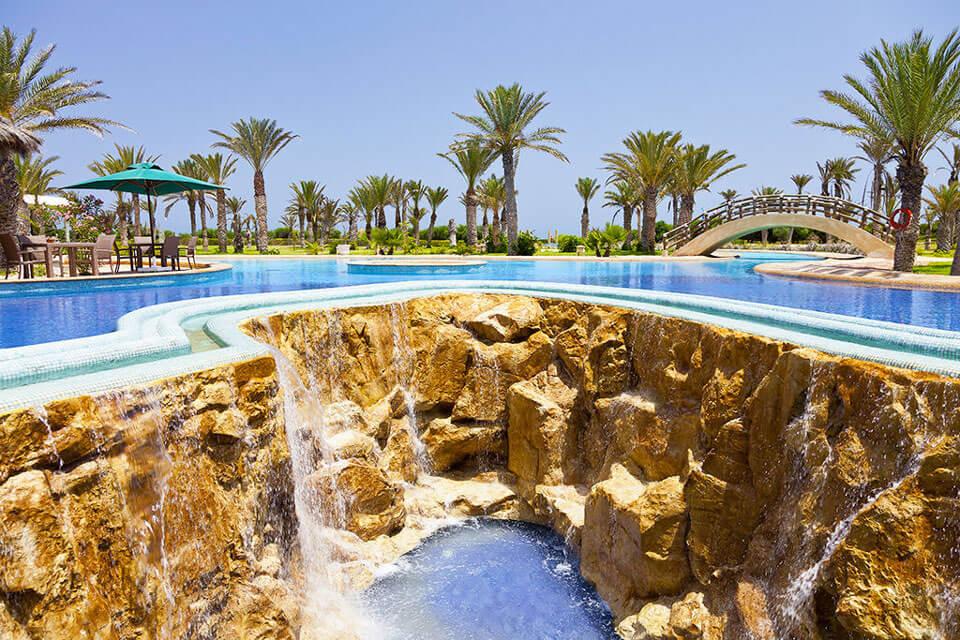 Hasdrubal Prestige Thalassa & Spa 5*, Тунис