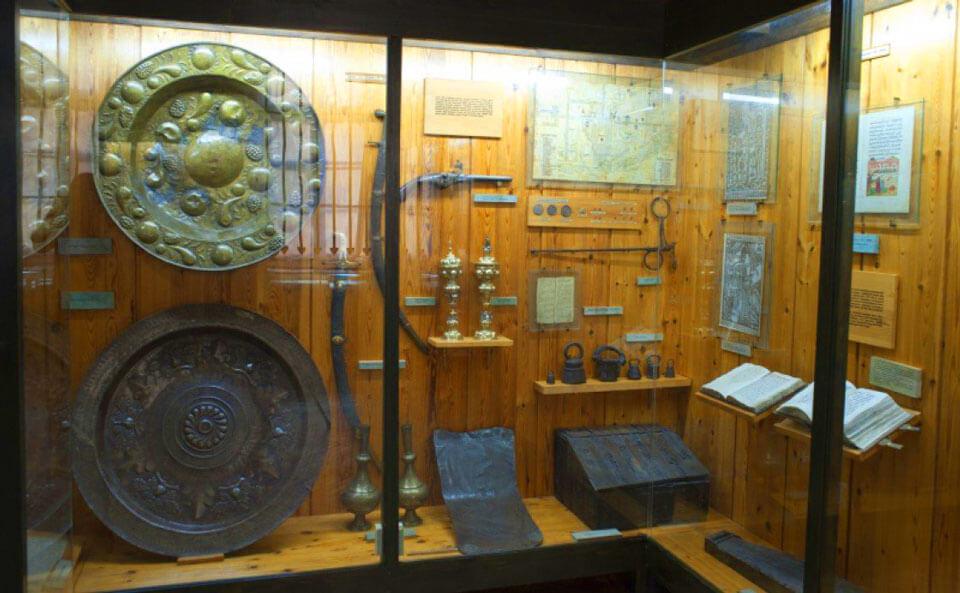 Музей древностей, Великий Новгород