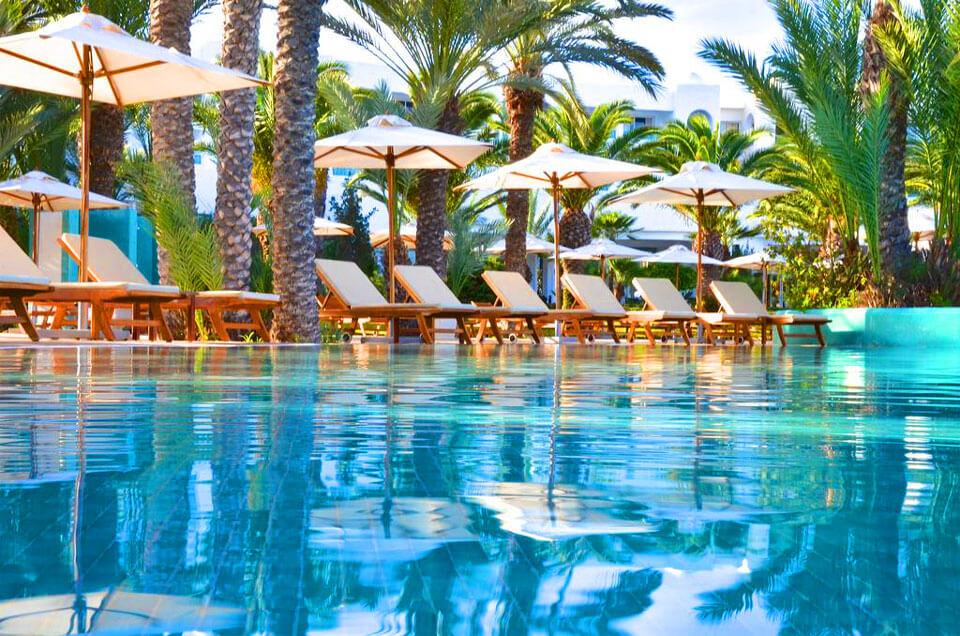 Royal Garden Palace 5*, Тунис