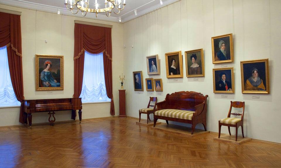 Музей изобразительных искусств, Великий Новгород