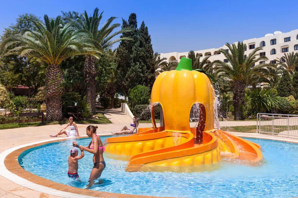 Magic Holiday Village Manar 5*, Тунис
