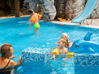 Отели Адлера для отдыха с детьми