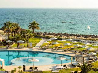 Отели Туниса 5 звезд все включено первая линия