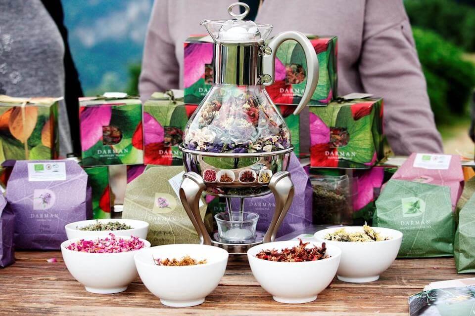 Чай, Армения