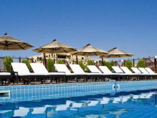 Отели Еревана с бассейном