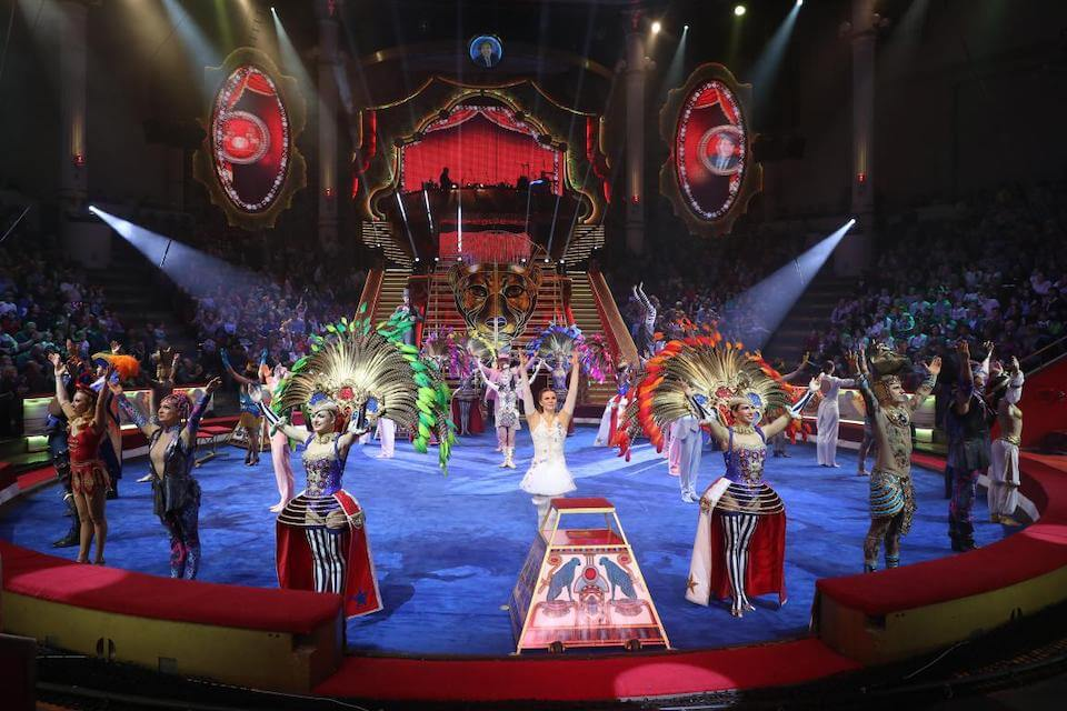 Цирк Никулина на Цветном бульваре, Москва