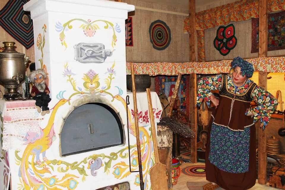 Дом сказок «Жили-были», Москва