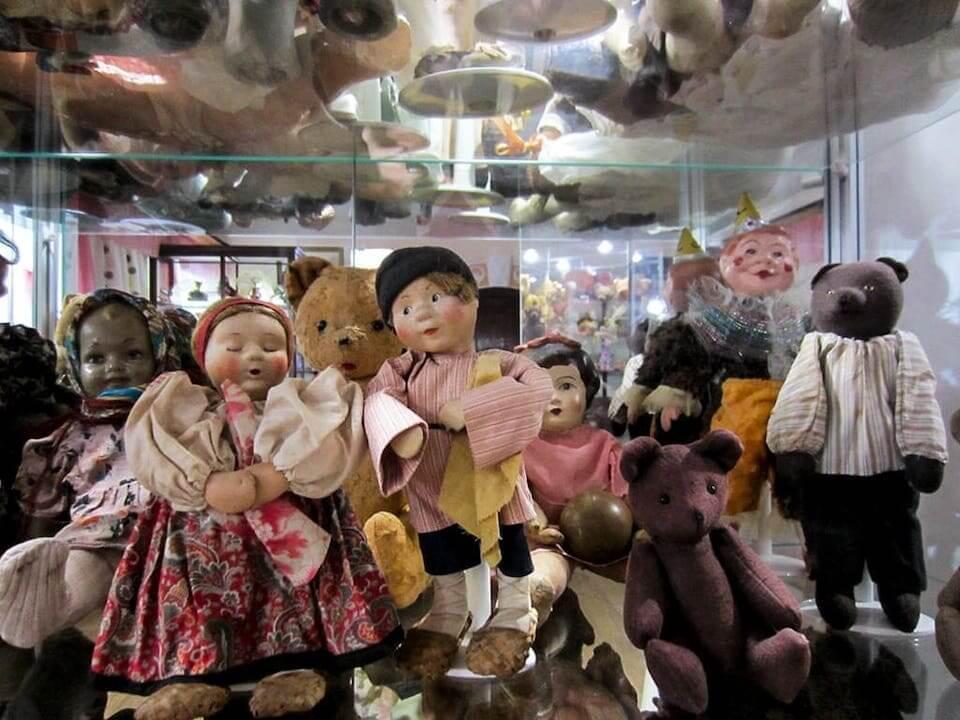 Музей любимой игрушки, Коломна