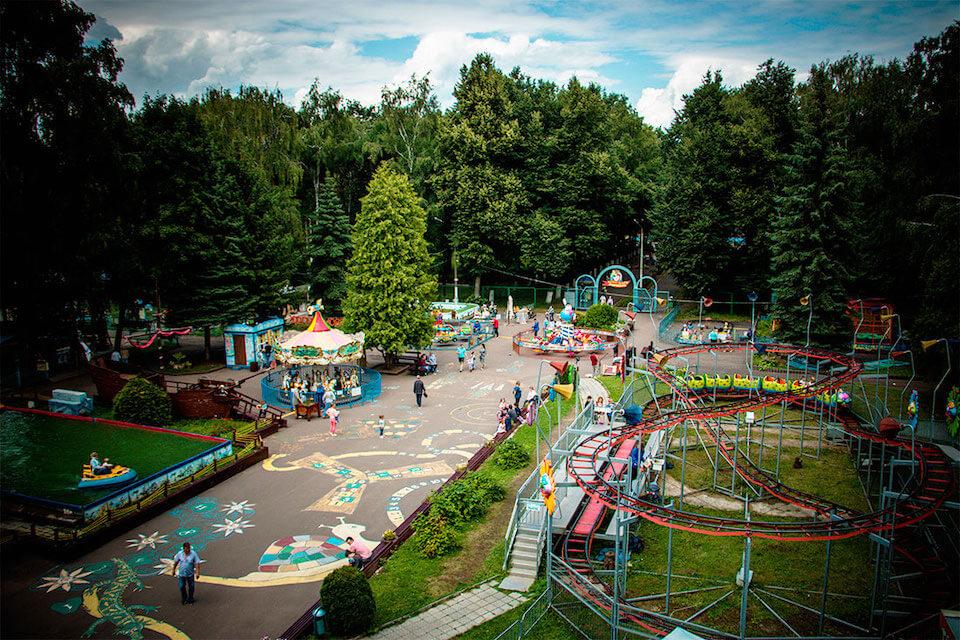 Парк Мира, Коломна