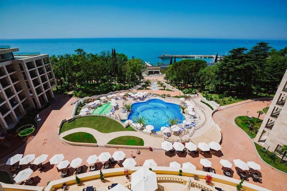 Swissоtel Resort Сочи Камелия 5*